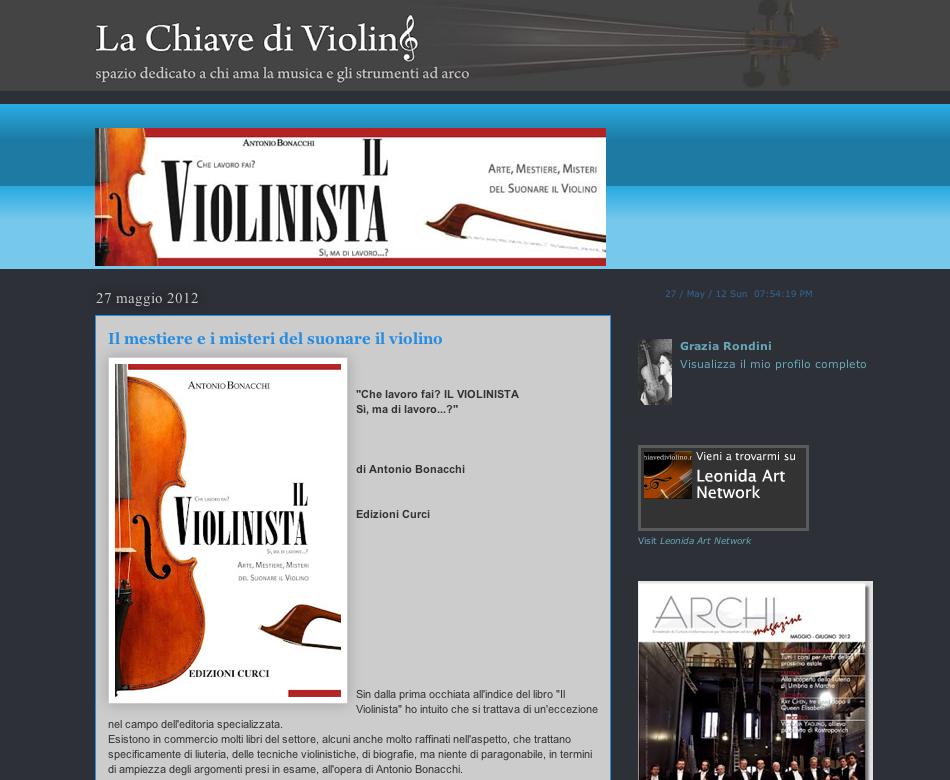 La Chiave di Violino