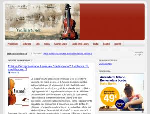 Violinisti net
