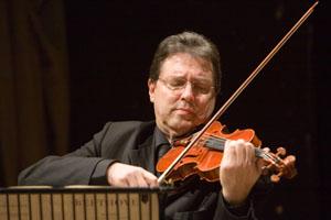 Franco Mezzena, violinista